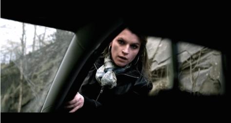UBER TIL DER UNTERGANG: Har du ikke lært at du ikke skal sette deg inn i bilen til skumle menn?