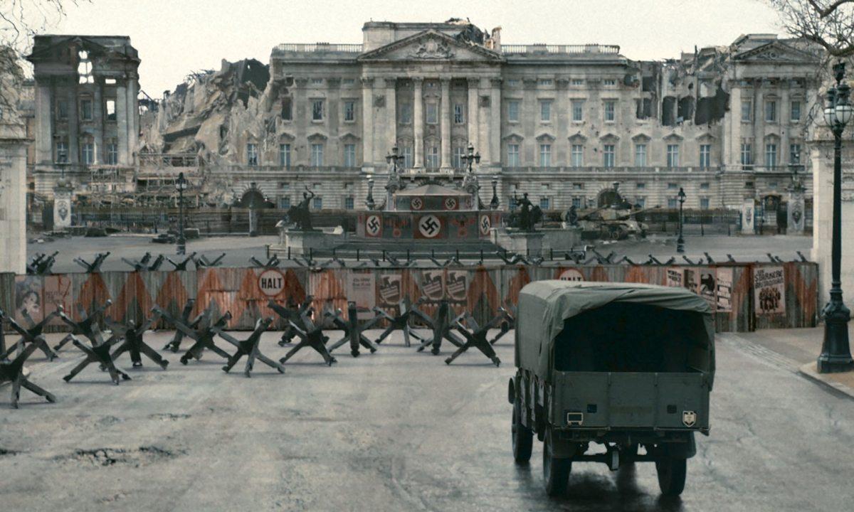 SS-GB: Len Deightons Nazi-England på BBC