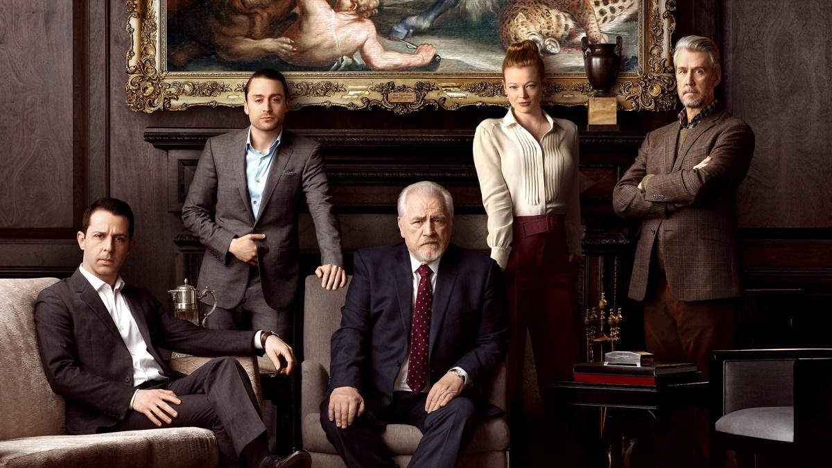5 grunner til å se Succession på HBO Nordic