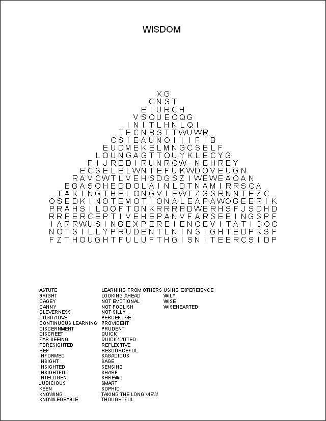 Puzzles « Operation Safe Child