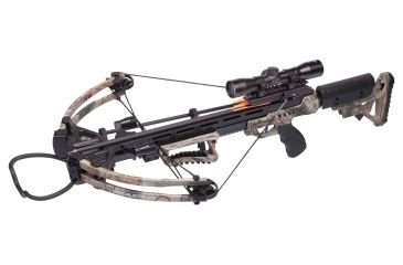 CenterPoint Specialist XL 370 Compound Crossbow Package