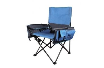 folding chair fishing pole holder room and board stansport deluxe arm w free shipping utility should g 403
