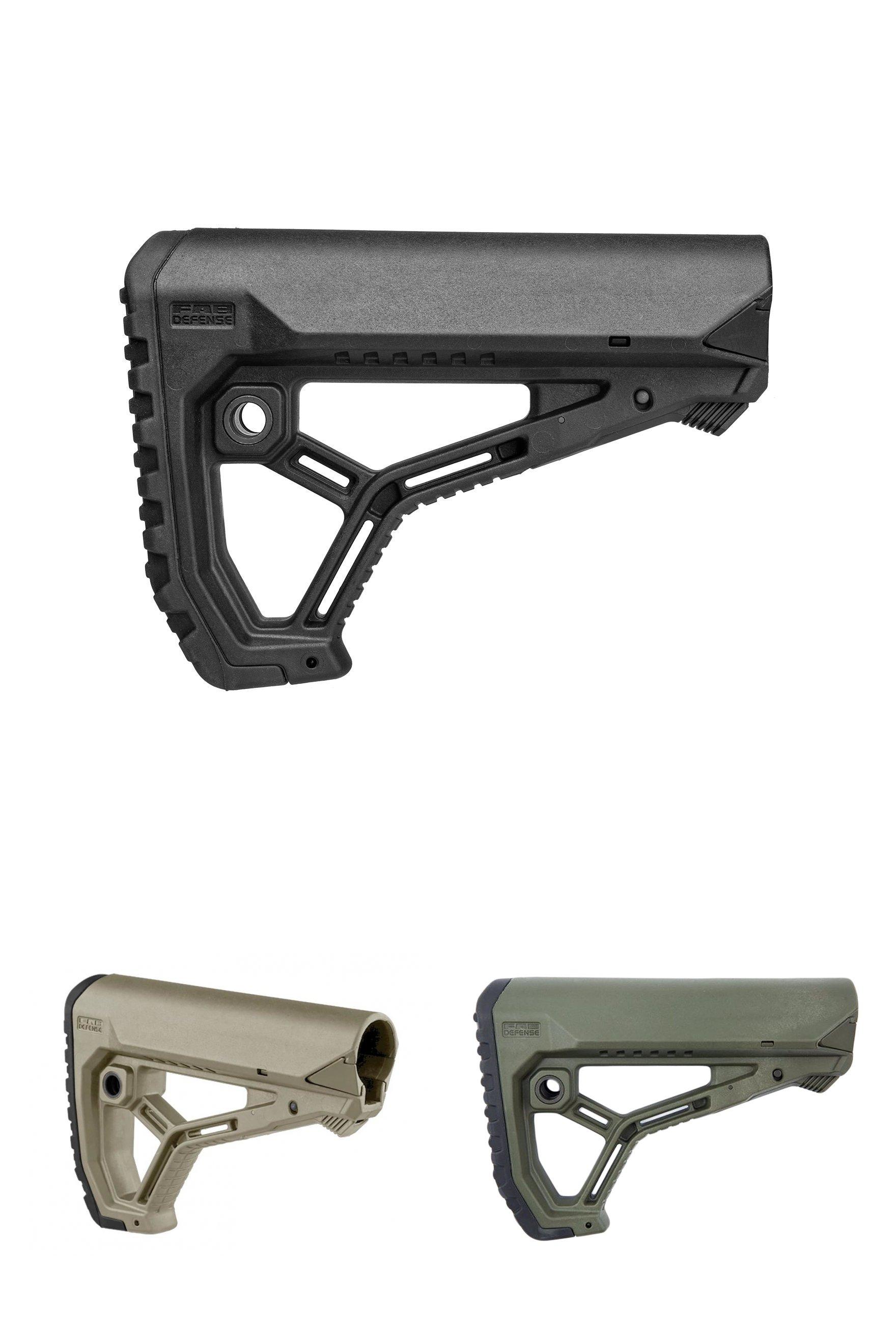 DOUBLE STAR AR-15 ARFX SKELETON STOCK | Sinclair Intl