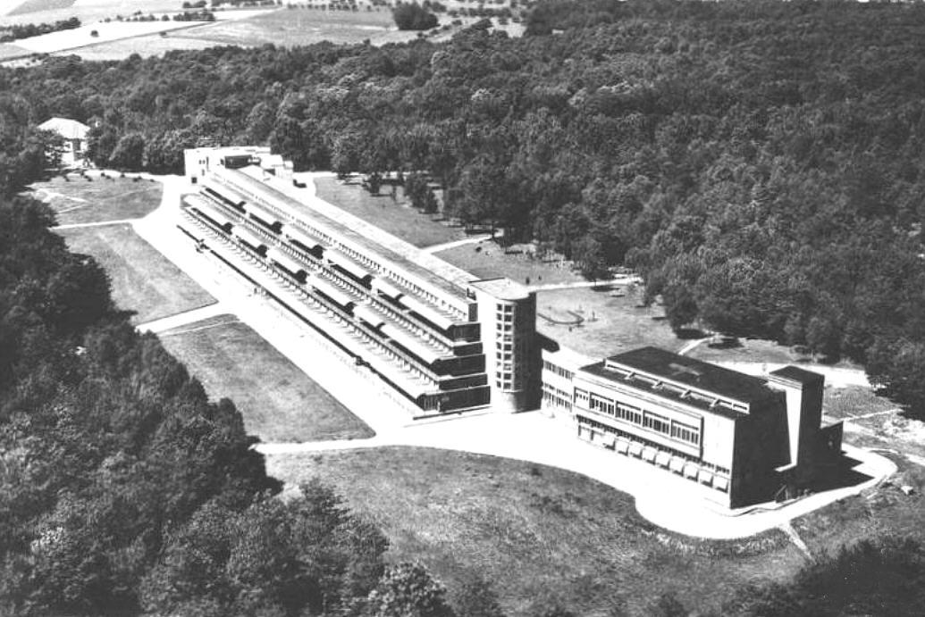 Sanatorium DAincourt An Abandoned Tuberculosis Hospital
