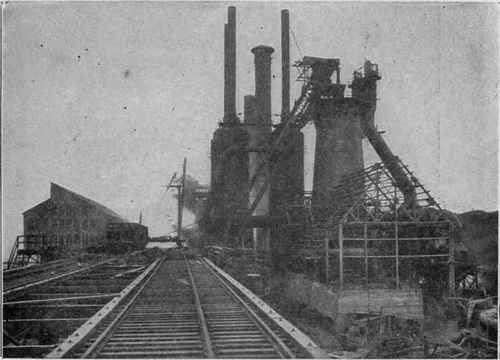 Bethlehem Steel Mill an Abandoned Steel Mill in Bethlehem PA