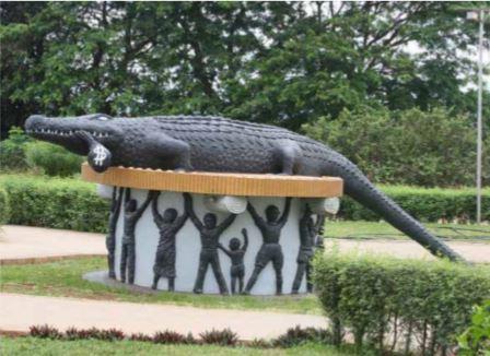 """Administração do Dande almeja construir nova estátua """"Jacaré Bangão"""""""