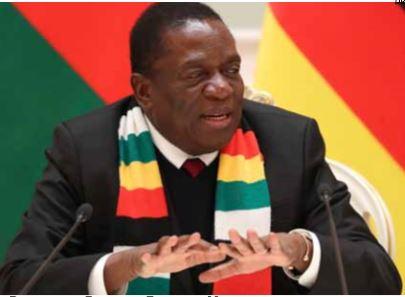 Zimbabwe ordena bloqueio total a partir de Segunda-feira para combater o coronavírus