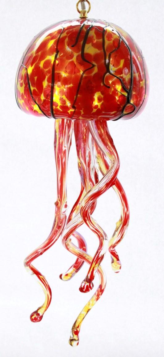 Beautiful Jellyfish Chandelier
