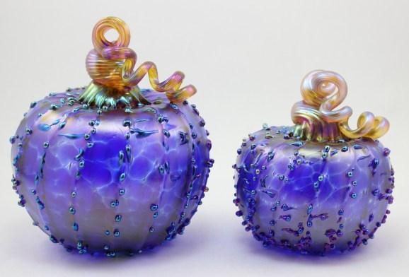 Cobalt Pumpkin