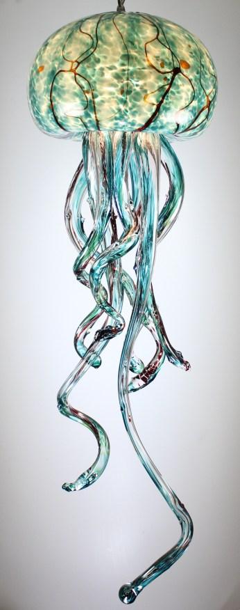 XL Jellyfish Chandelier 12x36
