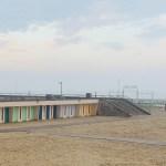 Cabine de plage Touquet