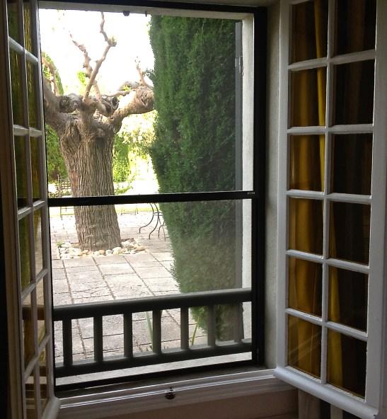 Morning in Provence (April, 2012)