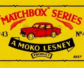 Matchbox/Lesney