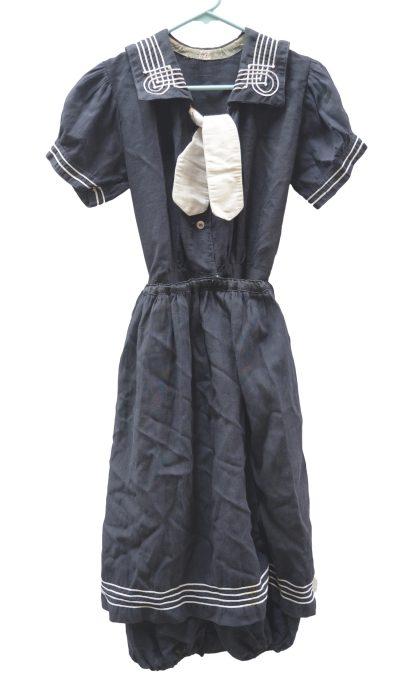 Victorian Swim Suit Front