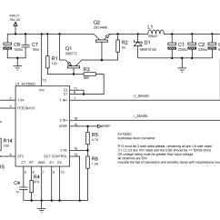 Circuit Diagram Of Buck Boost Converter Sunpro Tach Wiring Electronics Robots