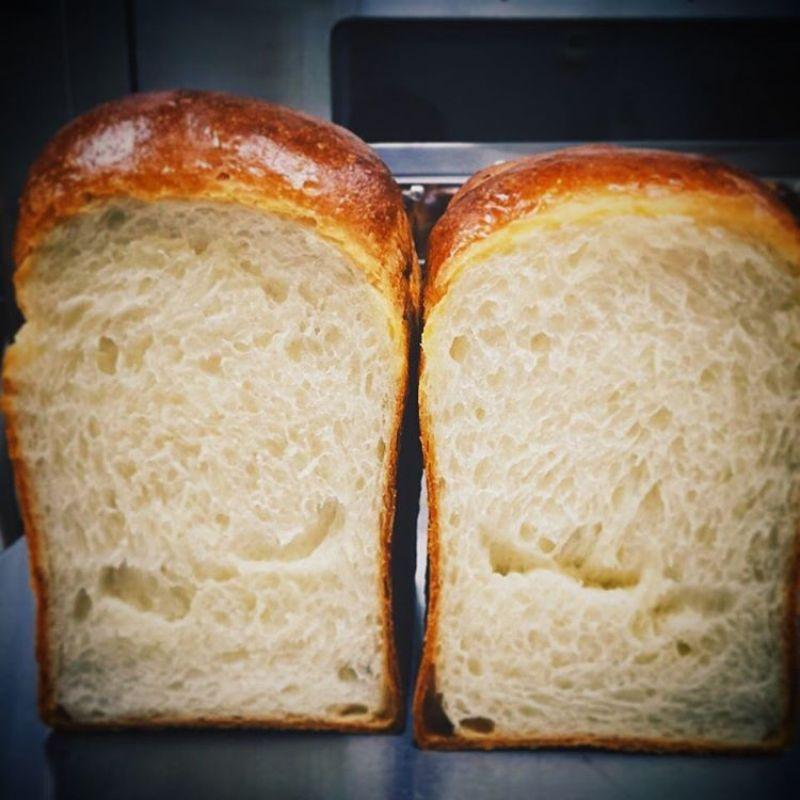 食パンの切り口 | OPAN オパン|東京 笹塚のパン屋