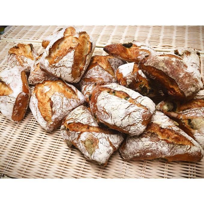シンプルで素朴なパン リュスティック | OPAN オパン|東京 笹塚のパン屋
