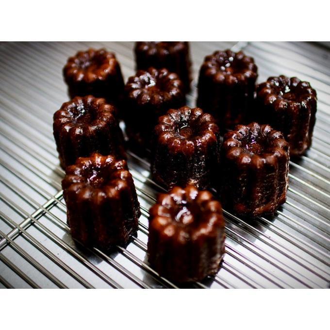 ベストなカヌレドボルドー。 | OPAN オパン|東京 笹塚のパン屋