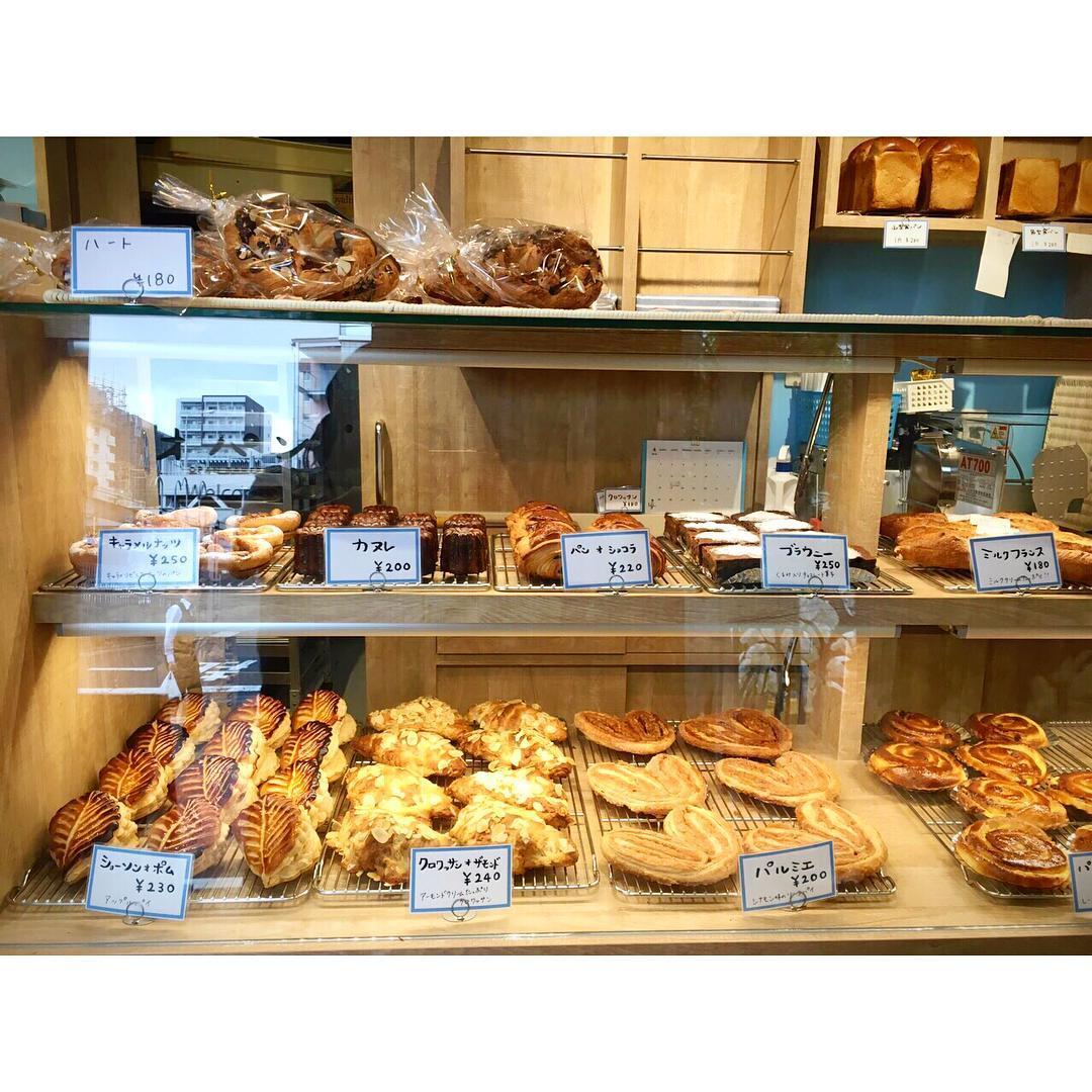 2日目 本日も無事終了 | OPAN オパン|東京 笹塚のパン屋
