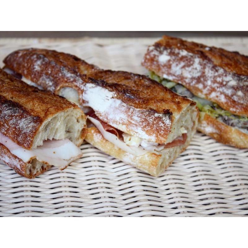 オパンのパテドカンパーニュサンドイッチ | OPAN オパン|東京 笹塚のパン屋