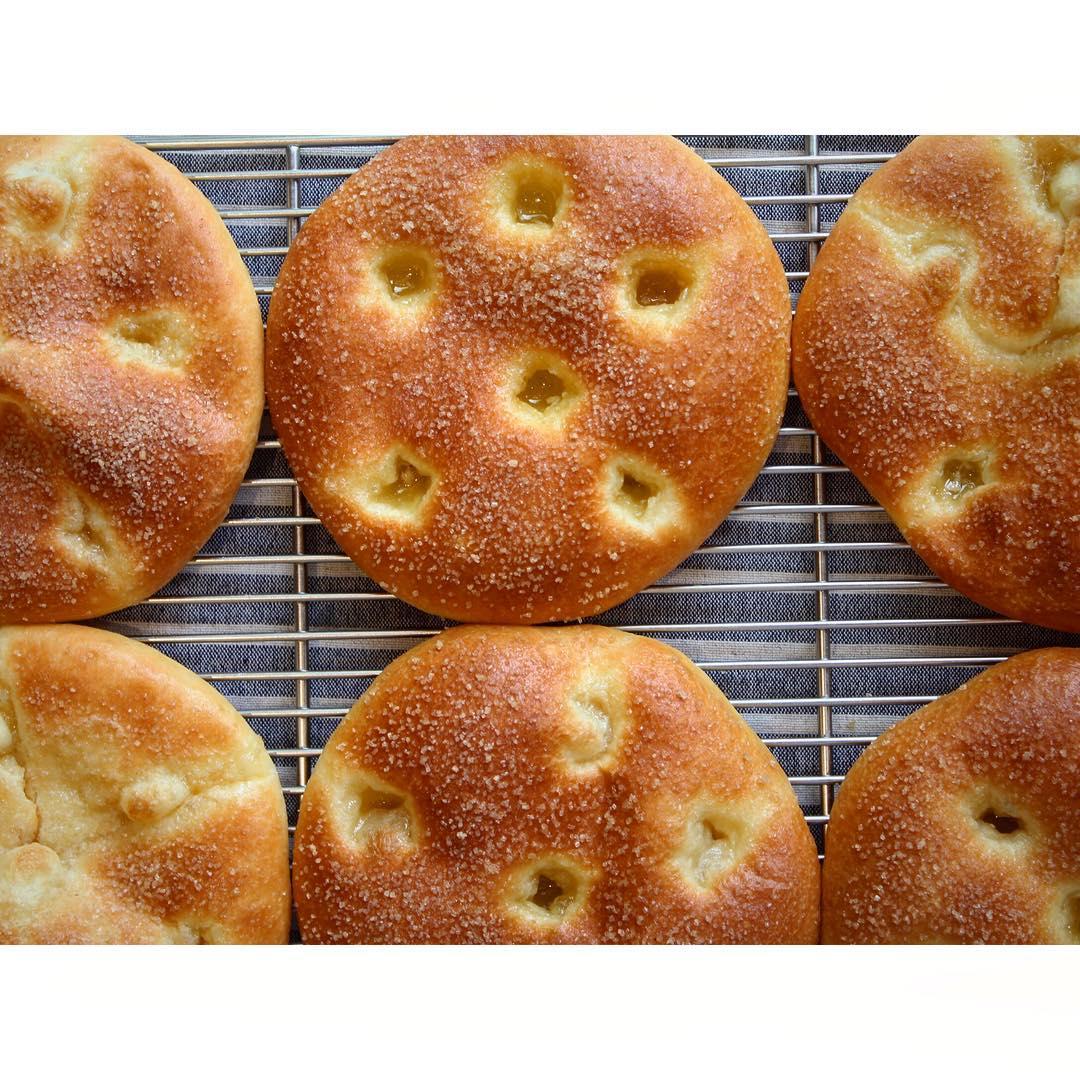 オパンのブリオッシュシュクレ | OPAN オパン|東京 笹塚のパン屋