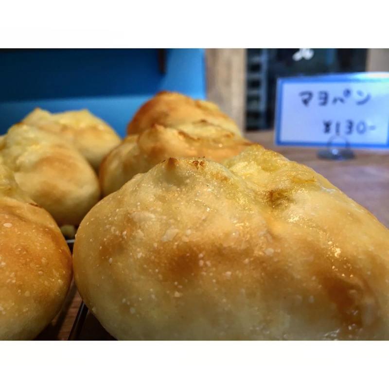 オパンのマヨパン | OPAN オパン|東京 笹塚のパン屋