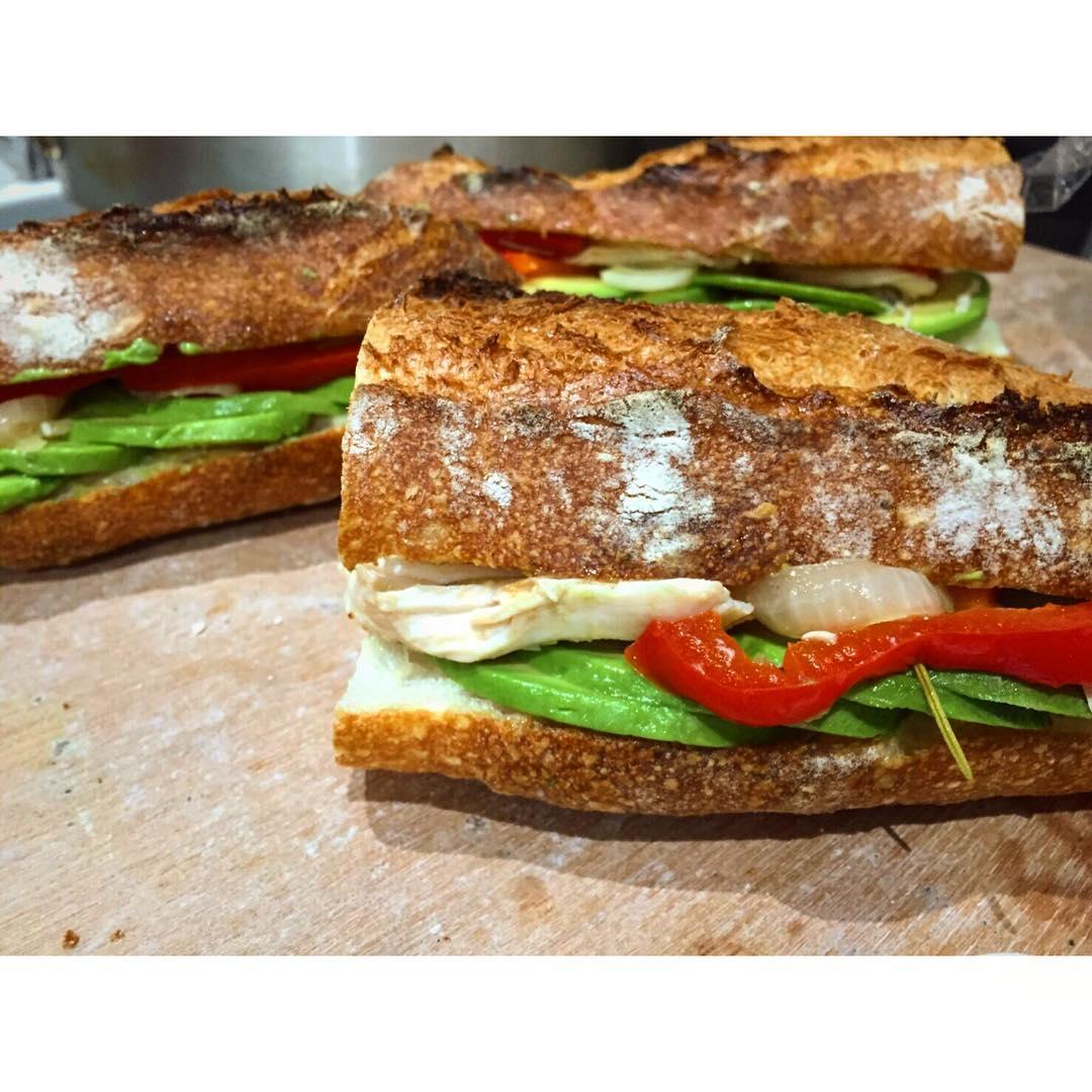 新商品のタルティーヌとサンドイッチ | OPAN オパン|東京 笹塚のパン屋