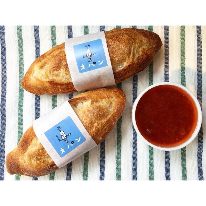 オパンの季節のジャムフランス プラム | OPAN オパン|東京 笹塚のパン屋