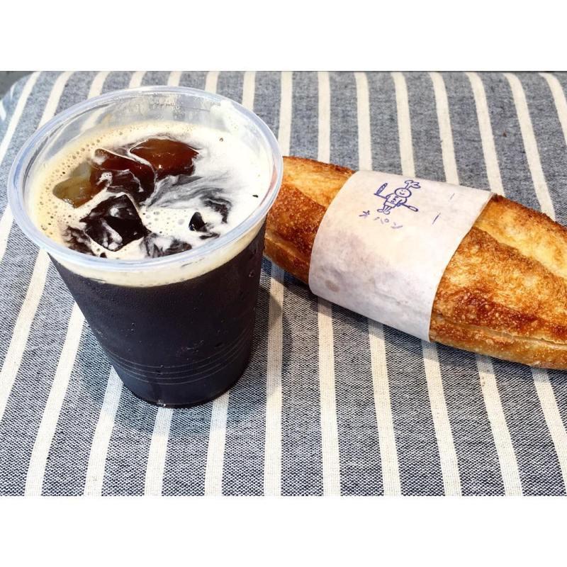 オパンのアイスコーヒー | OPAN オパン|東京 笹塚のパン屋