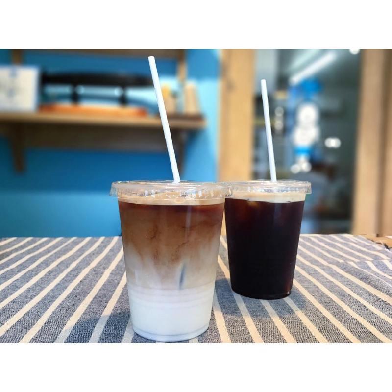 オパンのアイスコーヒー・アイスカフェラテ | OPAN オパン|東京 笹塚のパン屋