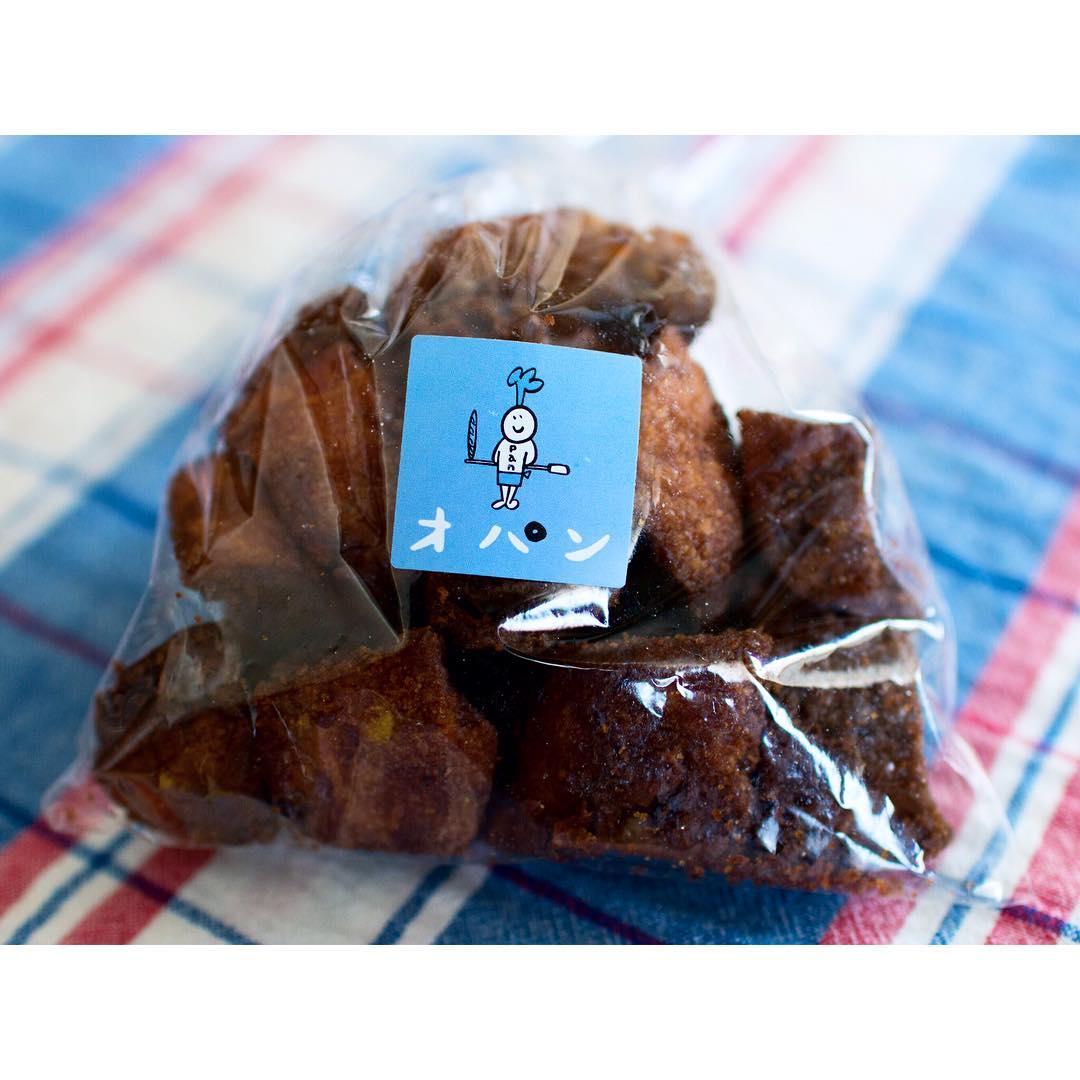 オパンの黒糖ラスク(2016.09.12) | OPAN オパン|東京 笹塚のパン屋