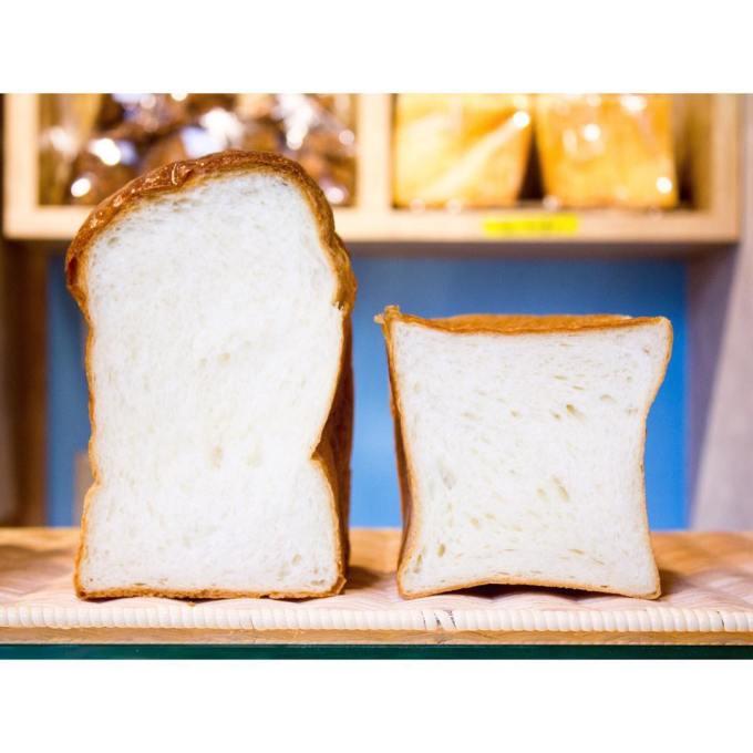 オパンの山型食パン、角型食パン(2016.09.28)   OPAN オパン 東京 笹塚のパン屋