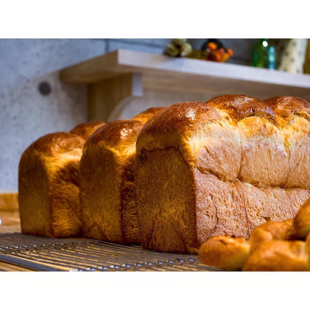 オパンの山型食パン(2016.10.07) | OPAN オパン|東京 笹塚のパン屋