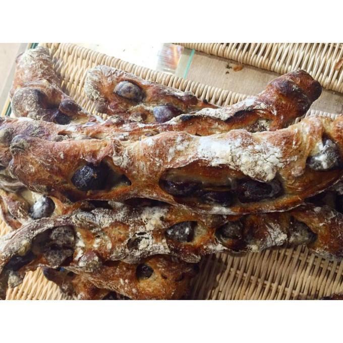 オパンの栗とヘーゼルナッツのカンパーニュ(2016.10.09) | OPAN オパン|東京 笹塚のパン屋