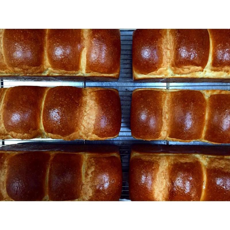 オパンの山型食パン、角型食パン(2016.10.14) | OPAN オパン|東京 笹塚のパン屋