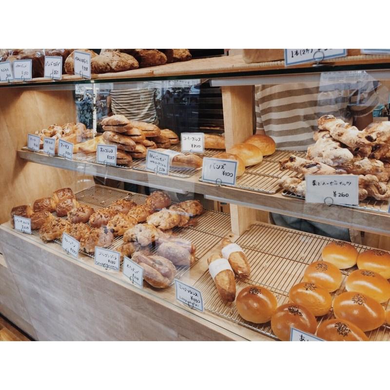 本日のパン棚(2016.10.15) | OPAN オパン|東京 笹塚のパン屋