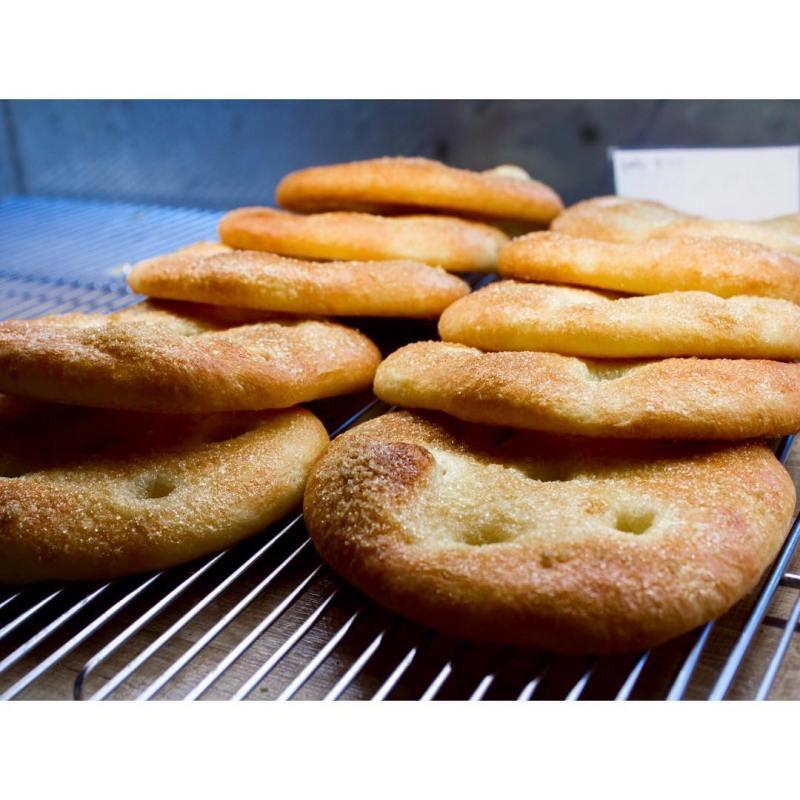 オパンのブリオッシュシュクレ(2016.10.16) | OPAN オパン|東京 笹塚のパン屋