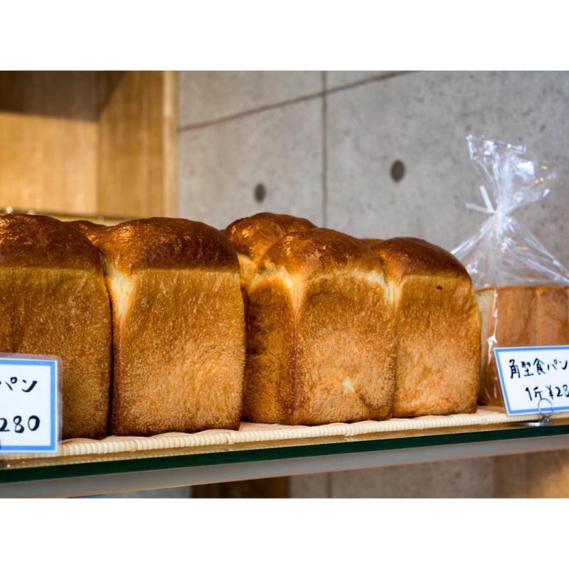 オパンの山型食パン、角型食パン(2016.10.19) | OPAN オパン|東京 笹塚のパン屋