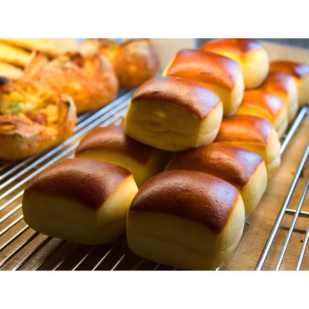 オパンのミルクパン パヴェ(2016.10.23) | OPAN オパン|東京 笹塚のパン屋