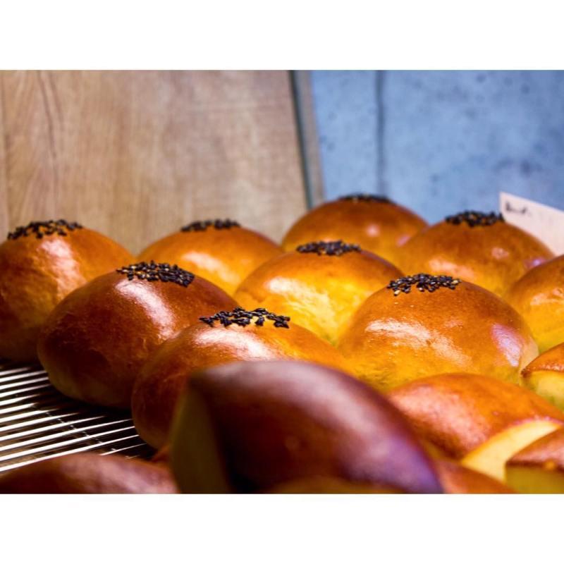 オパンのあんぱん(2016.10.26)   OPAN オパン 東京 笹塚のパン屋