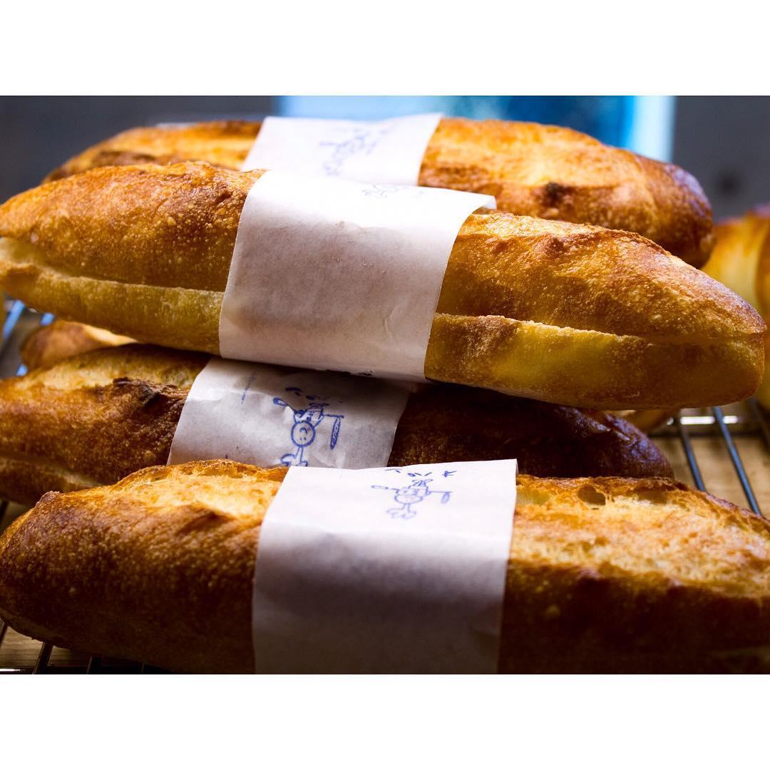 オパンのミルクフランス(2016.11.02) | OPAN オパン|東京 笹塚のパン屋