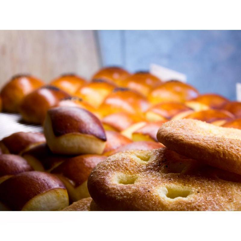 オパンのブリオッシュシュクレ(2016.11.05) | OPAN オパン|東京 笹塚のパン屋