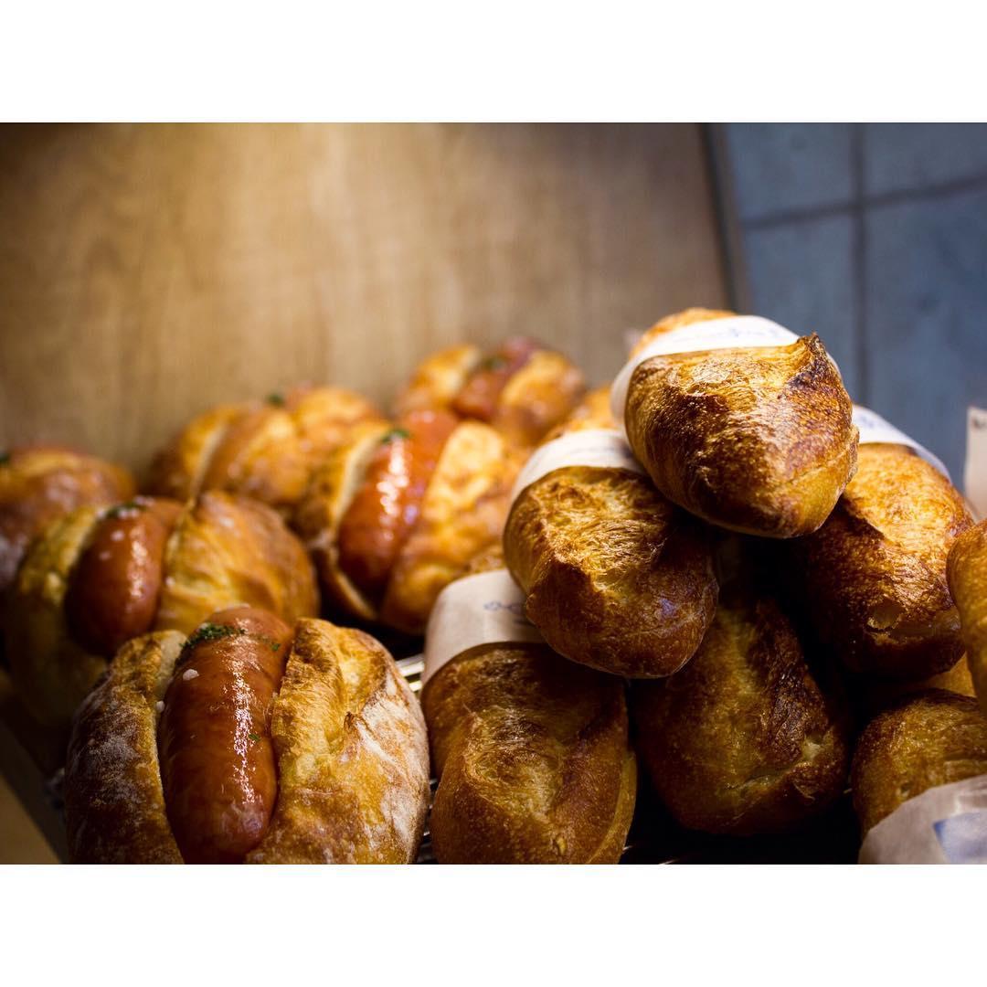 オパンのミルクフランス(2016.11.06) | OPAN オパン|東京 笹塚のパン屋