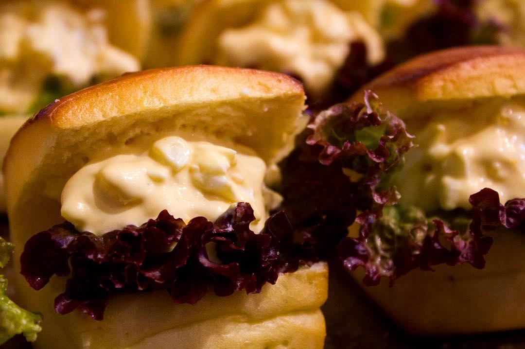 オパンのパヴェのたまごサンドイッチ(2016.12.08)