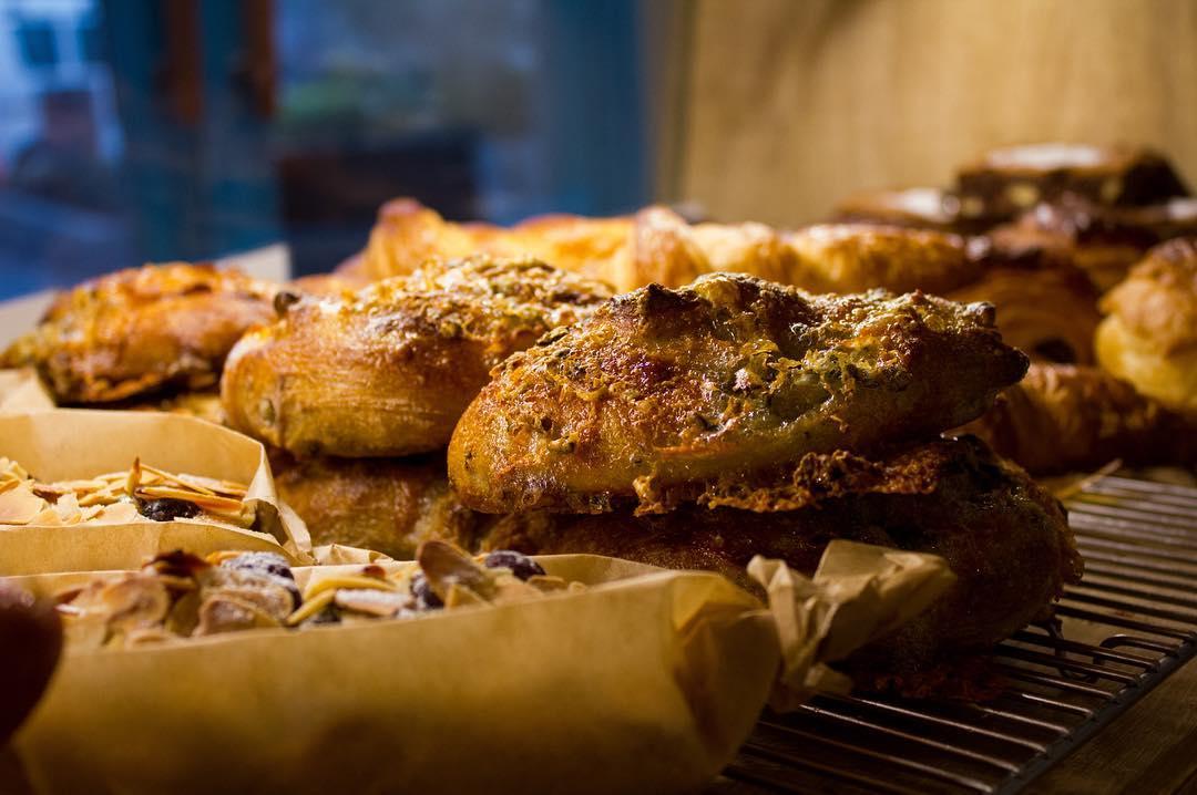 オパンのくるみとゴルゴンゾーラチーズのフランスパン(2016.12.10)