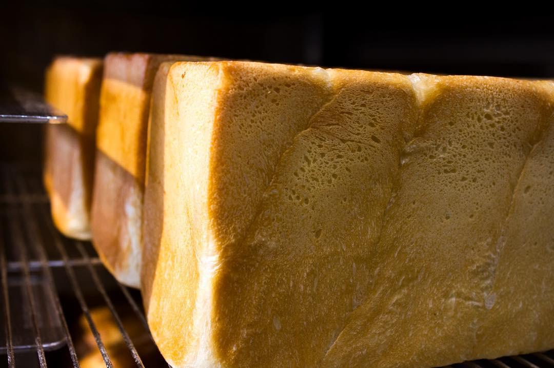 オパンの山型食パン、角型食パン(2017.05.10)