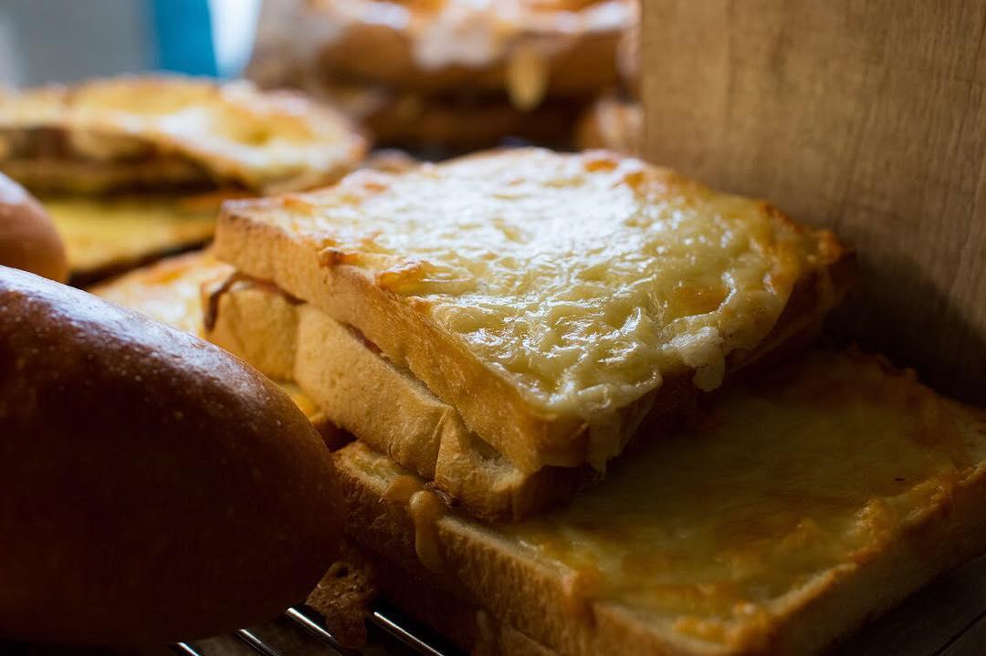 オパンの食パンのクロックムッシュ(2017.06.24)