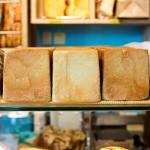 オパンの山型食パン、角型食パン(2017.07.16)