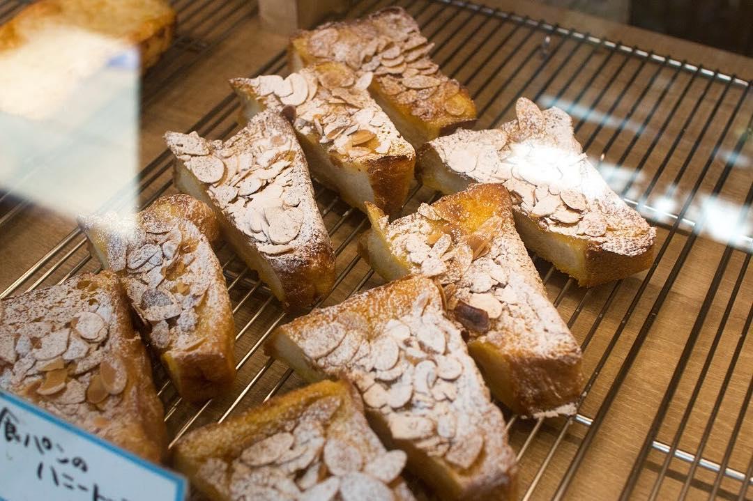 オパンのレーズン食パンのフレンチトースト(2018.02.01)