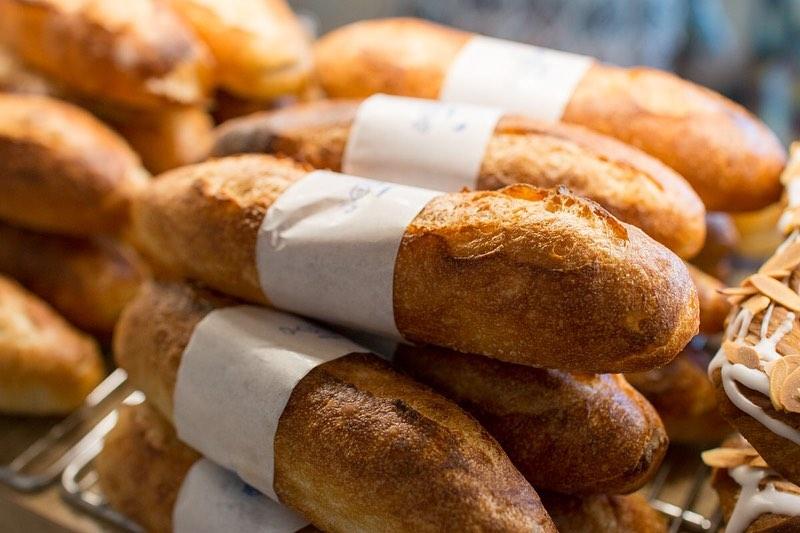 ミルクフランス、オパンドッグが焼き上がっています(2019.06.19)